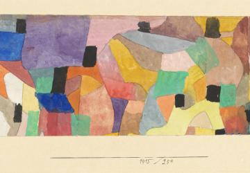 Paul Klee – Equilíbrio Instável