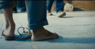 O par de sapato