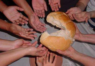 Ser pão que ativa e sustenta a vida