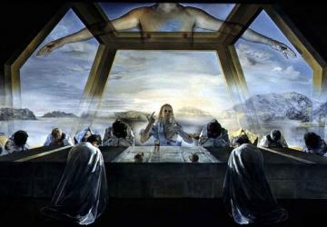 EUCARISTIA: uma grande comunhão cósmica