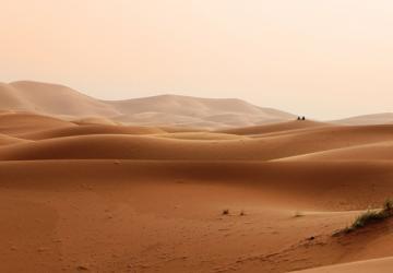 Deserto, lugar do discernimento