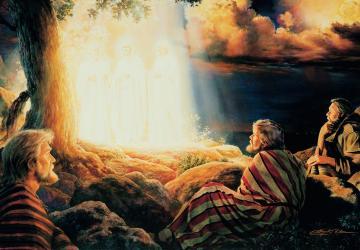 Transfiguração: contemplar-nos por dentro