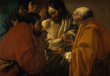 Experiência de Ressurreição: tocar as chagas da humanidade