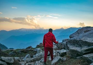 Introdução à arte das montanhas