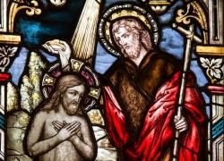 """BATISMO DE JESUS: """"tatuado"""" pelo amor do Pai"""